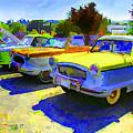 Car Show by Josh Manwaring
