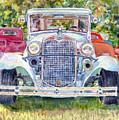 Car Show by Pamela Parsons