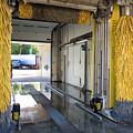 Car Wash Interior by Jaak Nilson