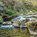Caradocs Falls 1 by Steve Purnell
