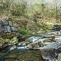 Caradocs Falls 2 by Steve Purnell