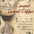 Caramel Spiced Coffee by Debbie DeWitt