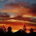 Caramel Sunset by Mark Blauhoefer