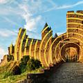 Carcassonne's Citadel, France by Alexandre Rotenberg