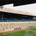 Cardiff - Ninian Park - East Stand Railway Side 5 - March 2004 by Legendary Football Grounds