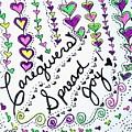 Caregivers Spread Joy by Carole Brecht