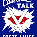 Careless Talk Costs Lives  by War Is Hell Store