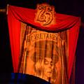 Caretaker Banner by David Lee Thompson