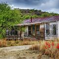 Cargill Residence At Ruby Arizona by Priscilla Burgers