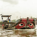 Cargo Boat 05 by Werner Padarin