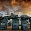 Carhenge by CA Johnson