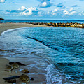 Caribbean Beach by Scott McKay