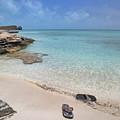 Caribbean Flippin Flops by Betsy Knapp
