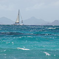 Caribbean Sailing by Margaret Bobb