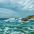 Caribbean Sea by Anastasiya Malakhova