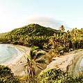 Caribbean Sunrise by Michael Weber