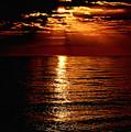 Caribbean Sunset by Jeremy Lavender Photography