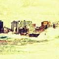 Caribbean Waves by Lasse Ansaharju