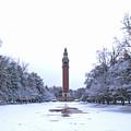 Carillon In Winter by Jean Haynes