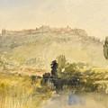 Carisbrooke Castle by Joseph Mallord William Turner