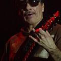 Carlos Santana by Bob Guthridge