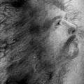 Carlos Santana by David Bromley