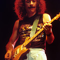 Carlos Santana by David Plastik