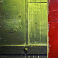 Carlton 6 - Firedoor Abstract by Tim Nyberg