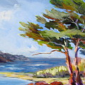 Carmel By The Sea by Barbara Moore