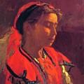 Carmelita Requena 1870 by Eakins Thomas