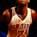 Carmelo Anthony - New York Nicks - Basketball - Mello by Lee Dos Santos