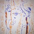 Carmelo Anthony by Jack Bunds