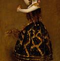 Carmencita by William Merritt Chase