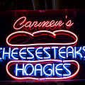 Carmens Cheesesteaks by Ronald Watkins