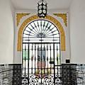 Carmona Door 2 by Claude LeTien