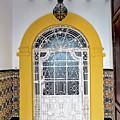 Carmona Door 3 by Claude LeTien