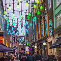 Carnaby Street London by Alex Art and Photo