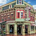 Carnation Cafe Main Street Disneyland 01 by Thomas Woolworth