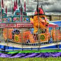 Carnival At Crocker Park by Neil Doren