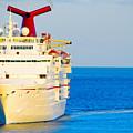Carnival Cruise Ship by Srinivasan Venkatarajan