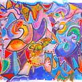 Carnival by Expressionistart studio Priscilla Batzell