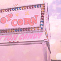 Carnival Festival Popcorn Cotton Candy Slide Fun by Kathy Fornal