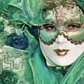 Carnival In Green by Stefan Nielsen