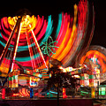 Carnival In Motion by James BO  Insogna