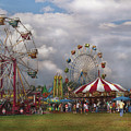 Carnival - Traveling Carnival by Mike Savad