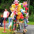 Carnival Vendor 3 by Jeelan Clark