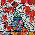 Carnivale Of Flowers by Brenda Adams