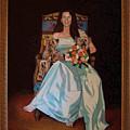 Carol Anne Clark Wife Of State Judge Of Georgia Herman Coolidge by Jude Darrien