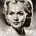 Carole Landis, Vintage Actress by Mary Bassett