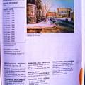 Carole Spandau Listed In Magazin'art Biennial Guide To Canadian Artists In Galleries 2002-2003 Edit by Carole Spandau